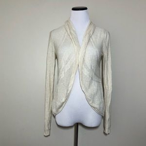 Anthropologie Brushed Horizons Cardigan